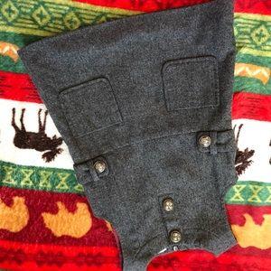 Other - Posh Charcoal jumper dress